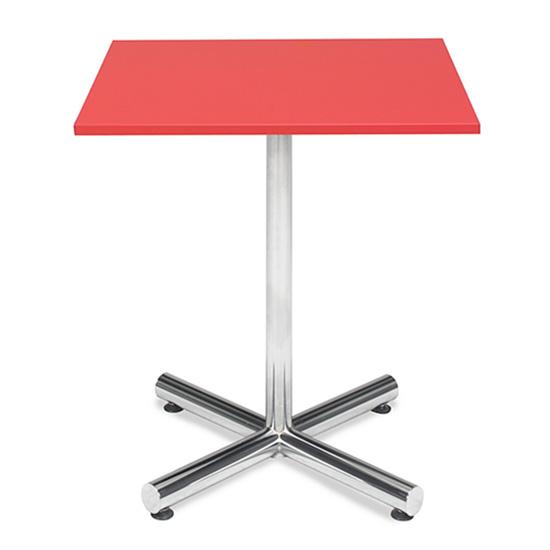 Spectrum Café Table - Red
